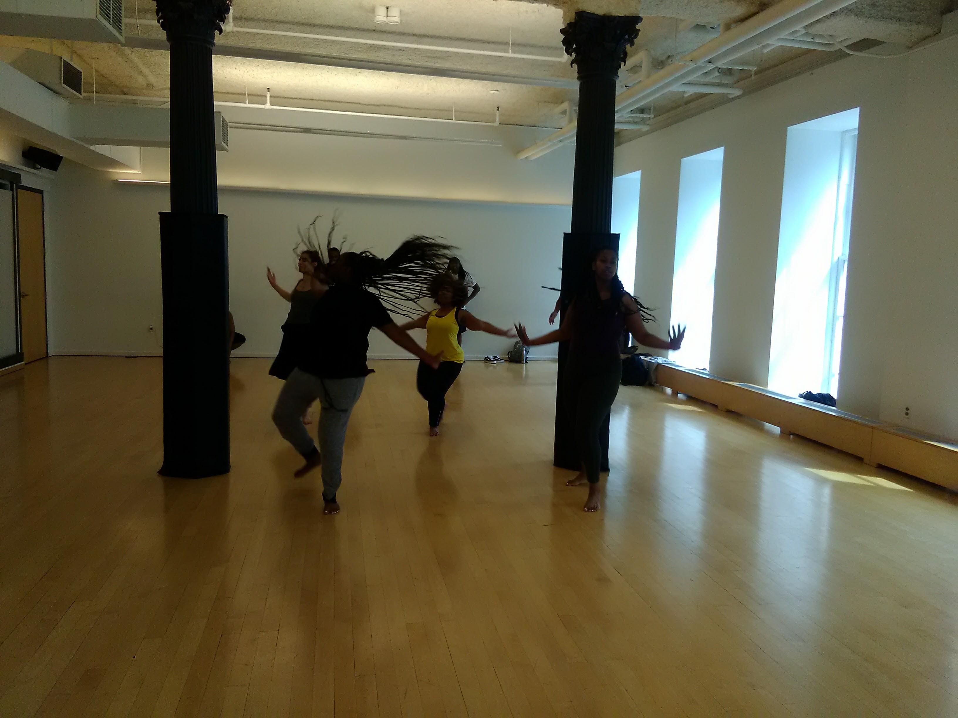 West Afro Beat Dance Training - BDA
